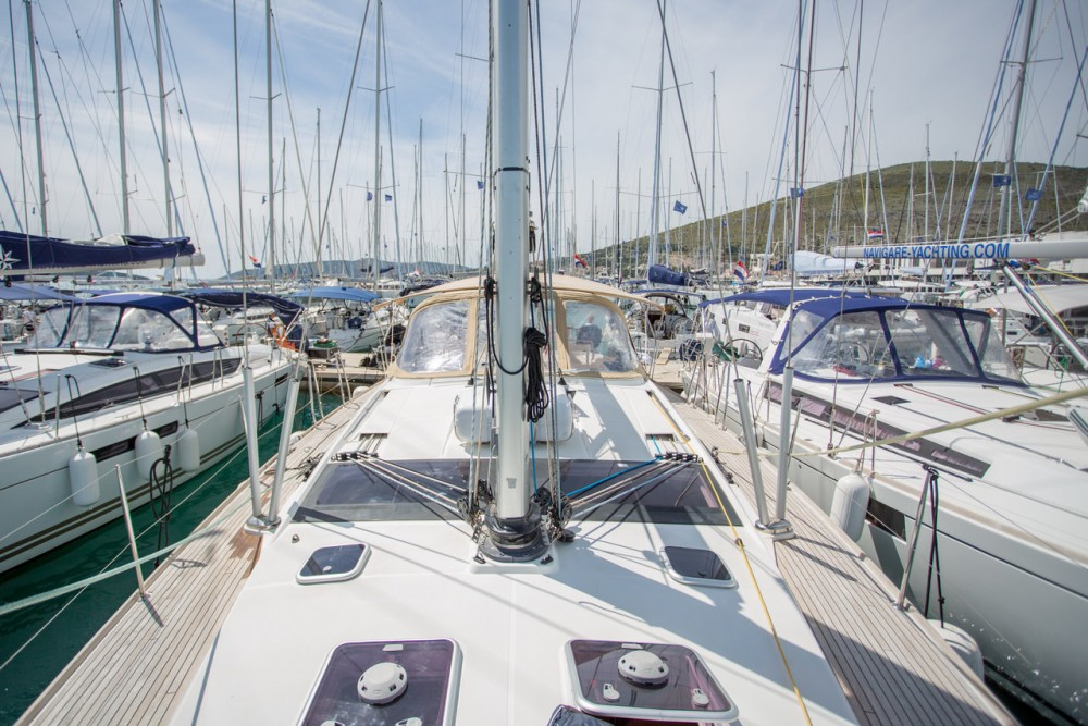Rental Sailboat in Seget Donji - Jeanneau Jeanneau 57