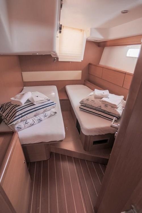 Rental yacht Seget Donji - Jeanneau Jeanneau 57 on SamBoat