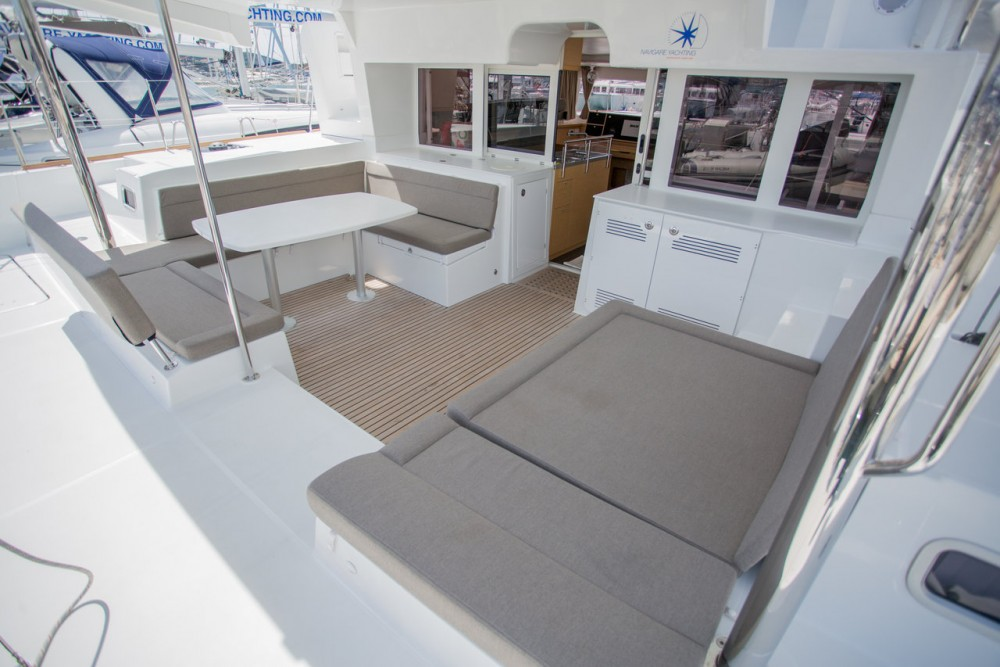 Rental Catamaran in Croatia - Lagoon Lagoon 450