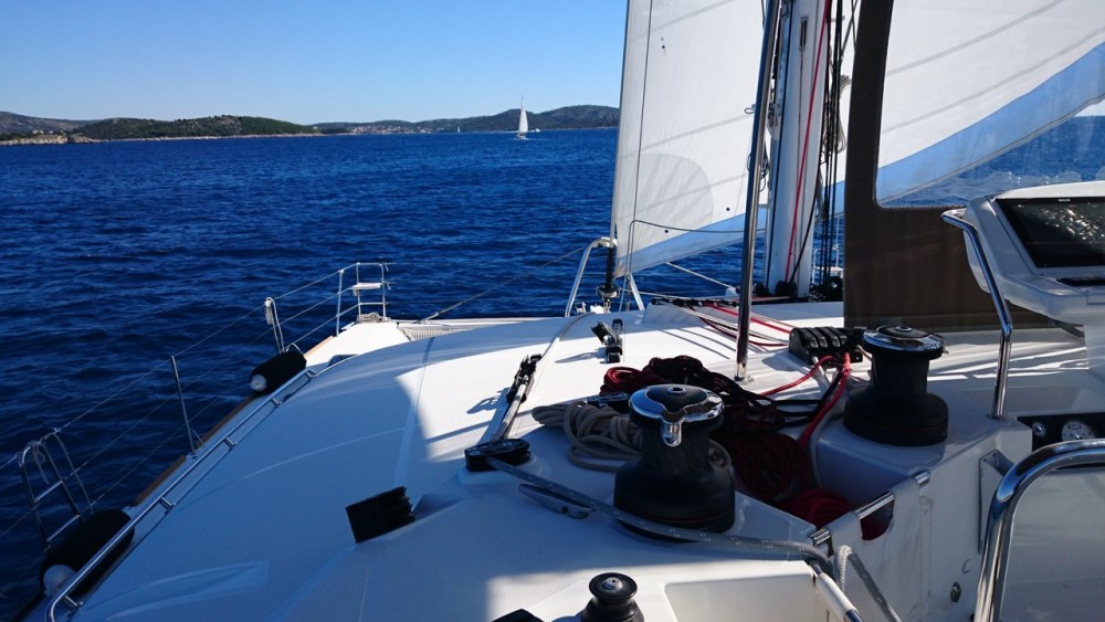 Catamaran for rent Croatia at the best price