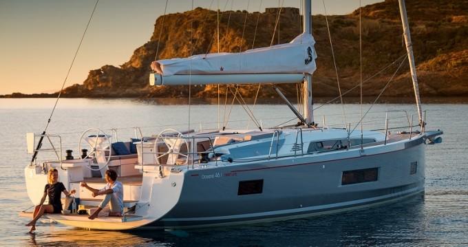 Rental Sailboat in  - Bénéteau Oceanis 46.1