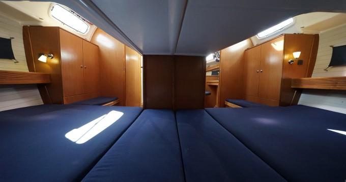 Rental yacht Athens - Bavaria Bavaria 43 Cruiser on SamBoat
