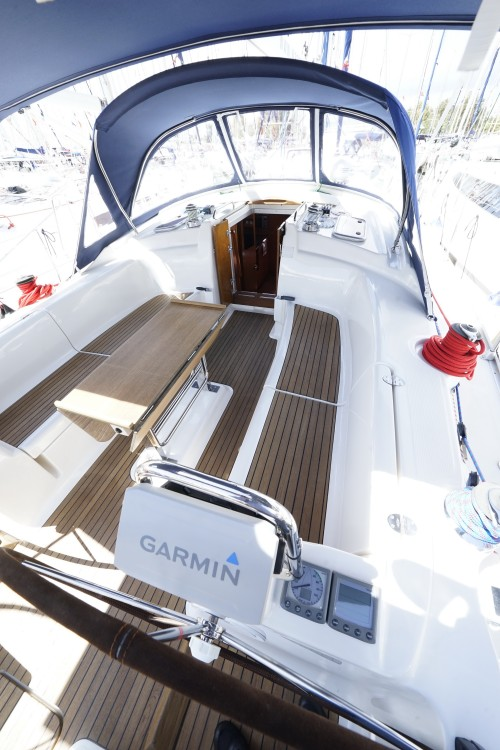 Bavaria Bavaria 43 Cruiser between personal and professional Álimos