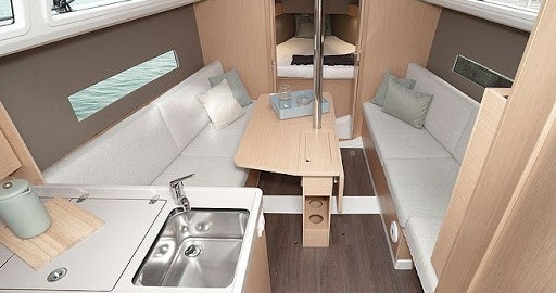 Rental yacht Izola - Bénéteau Oceanis 30.1 on SamBoat