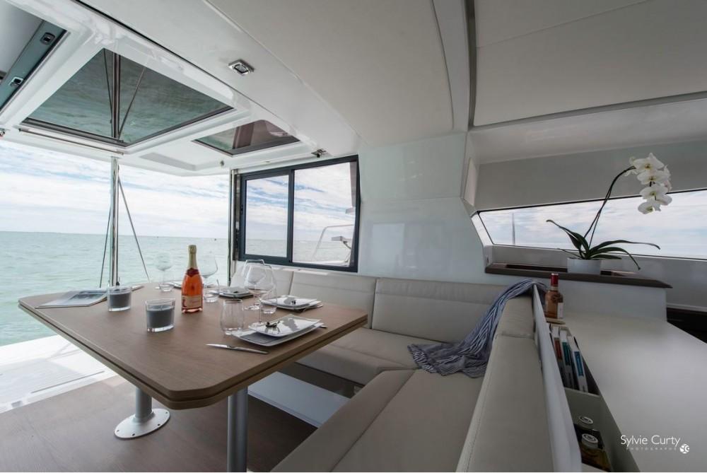 Rental Catamaran in Nassau - Bali Catamarans Bali 4.0 Owner Version with AC
