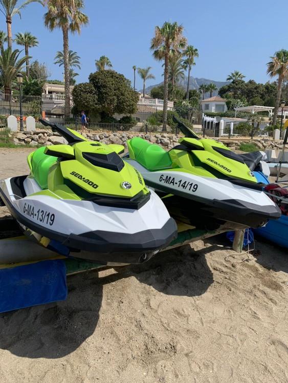 Rental Jet Ski in Marbella - Seadoo Gti
