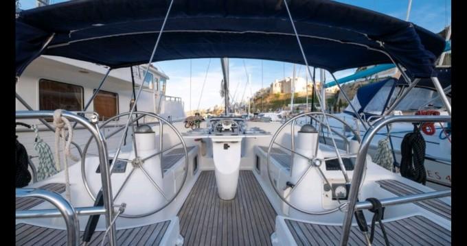 Boat rental Mahón cheap Sun Odyssey 40.3