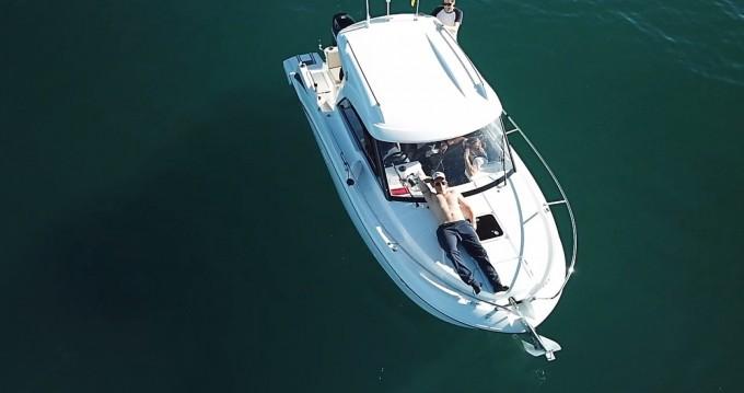 Rental Motorboat in Cambrils - Bénéteau Antares 7