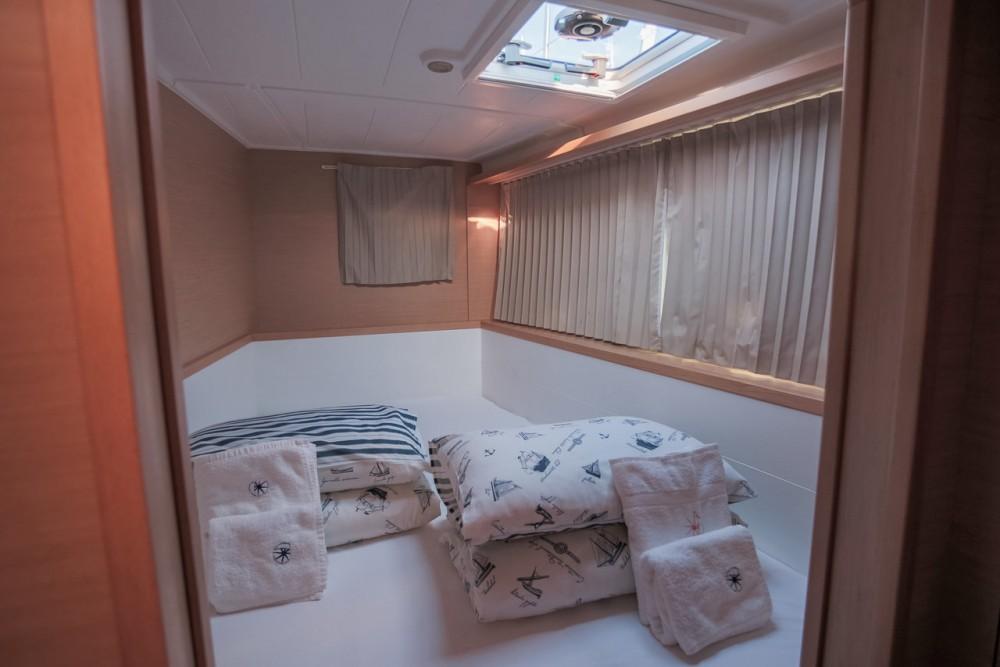 Rental yacht  - Lagoon Lagoon 400 S2 - 4 + 2 cab. on SamBoat
