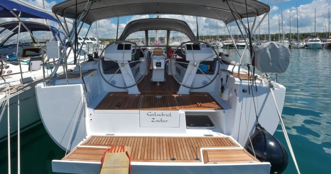 Rental Sailboat in  - Hanse Hanse 505 - 5 + 1 cab.