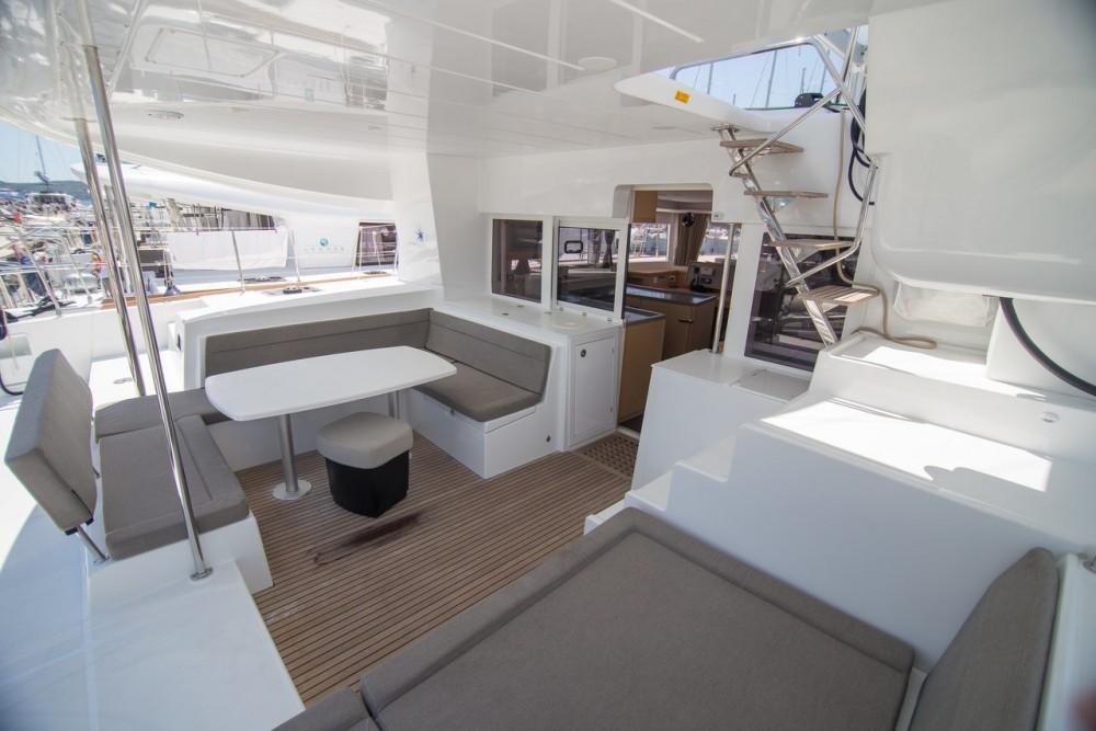 Rental yacht Seget Donji - Lagoon Lagoon 450 on SamBoat