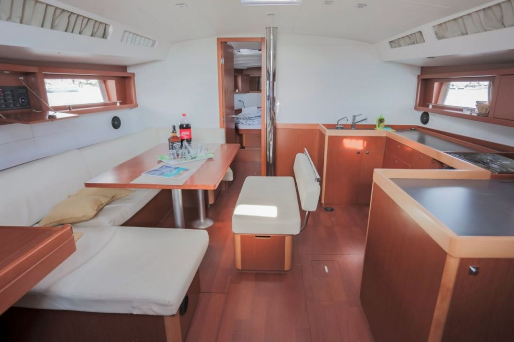 Rental Sailboat in Seget Donji - Bénéteau Oceanis 48