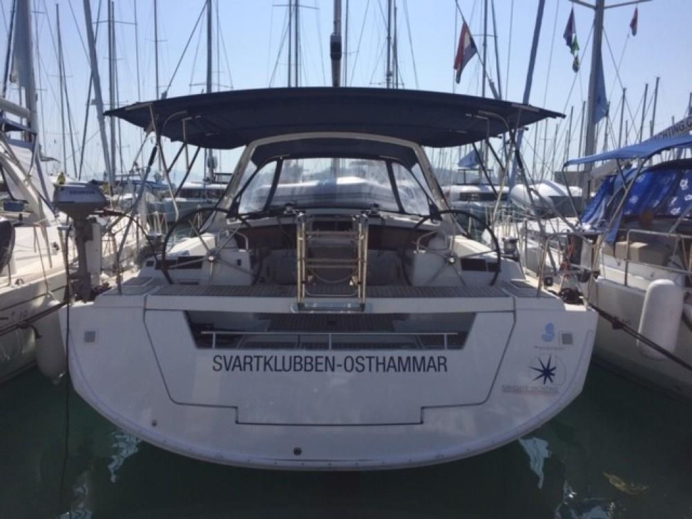 Boat rental Seget Donji cheap Oceanis 48
