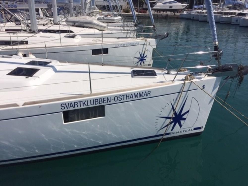 Rental yacht Seget Donji - Bénéteau Oceanis 48 on SamBoat