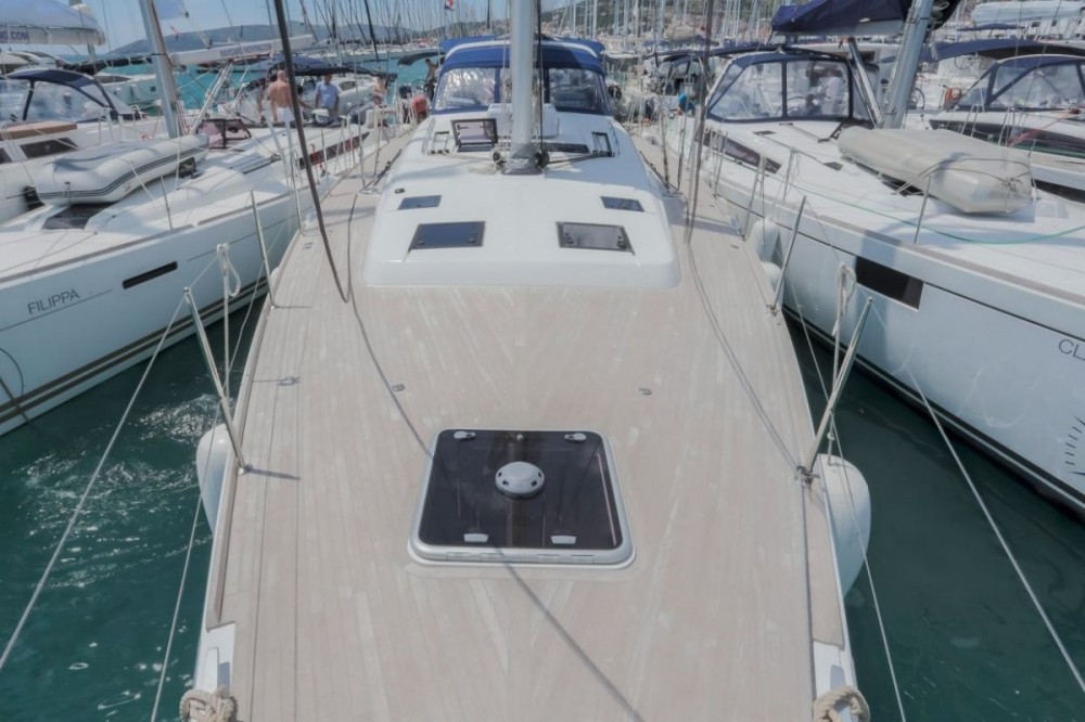 Boat rental  cheap Oceanis 60