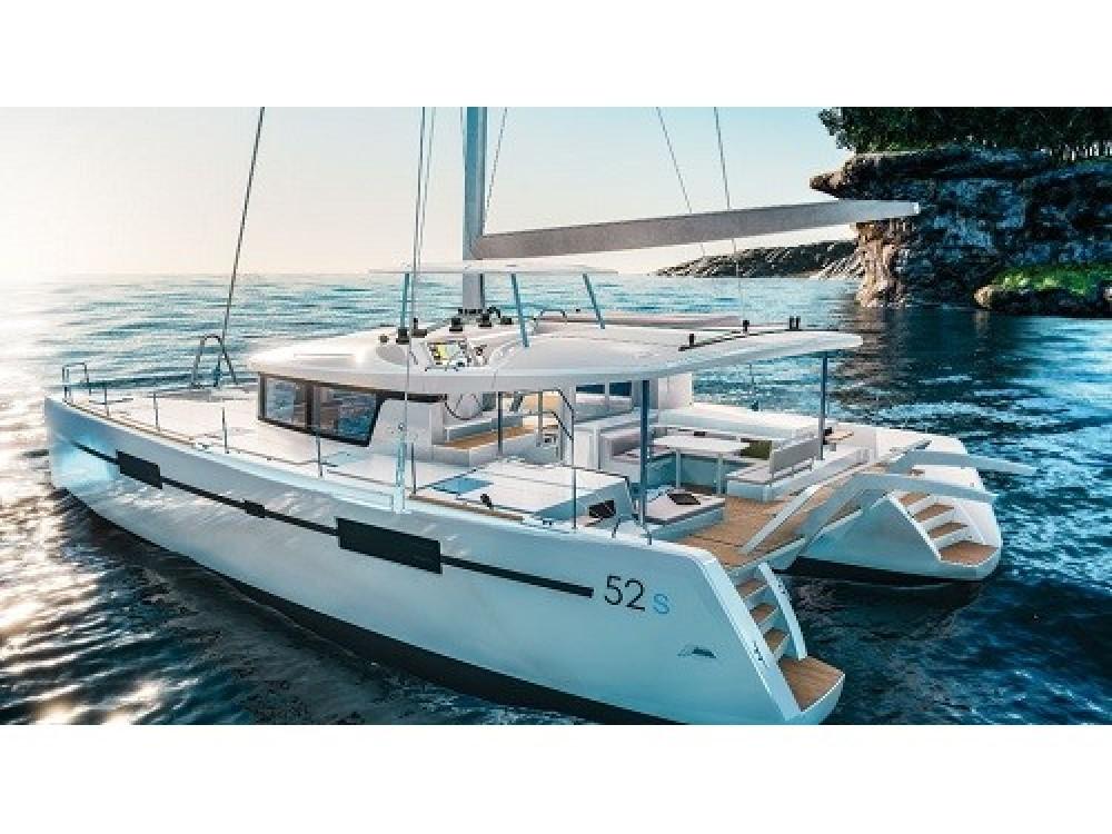 Boat rental Le Marin cheap Lagoon 52 Sportop