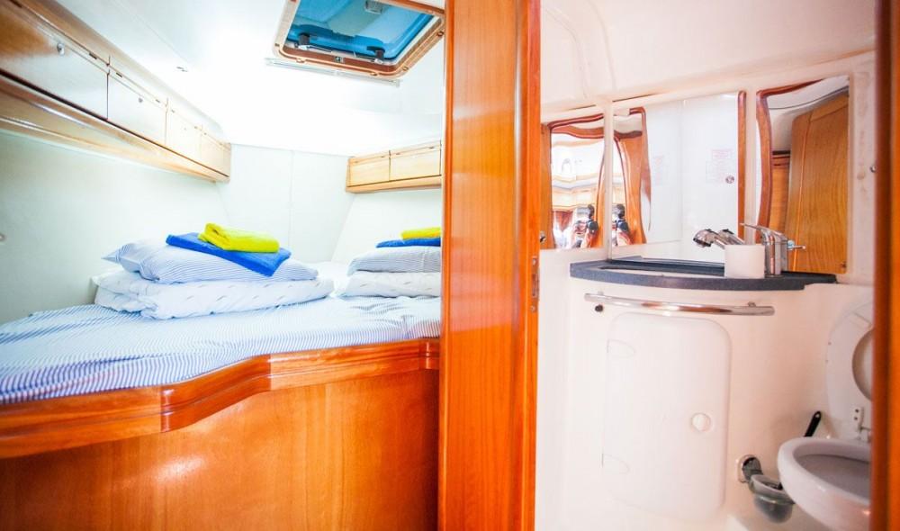 Boat rental Trogir cheap Bavaria 37 Cruiser