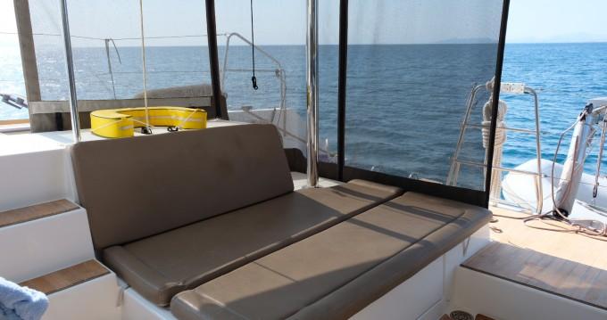 Rental yacht Lefkada (Island) - Lagoon Lagoon 450 on SamBoat