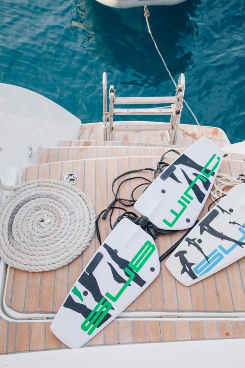 Rental yacht Alimos Marina - Lagoon Lagoon 450 on SamBoat