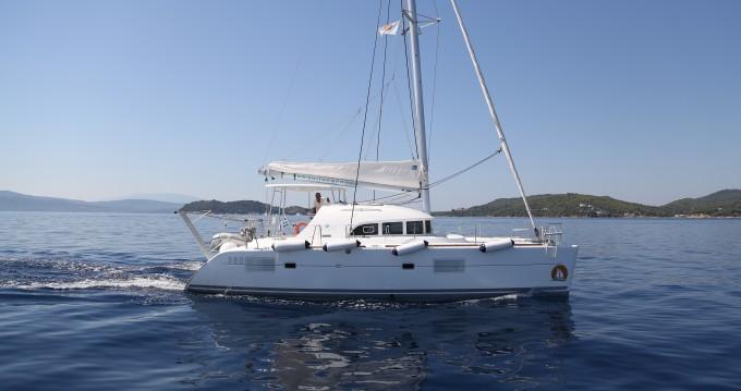 Rental yacht Volos - Lagoon Lagoon 380 on SamBoat