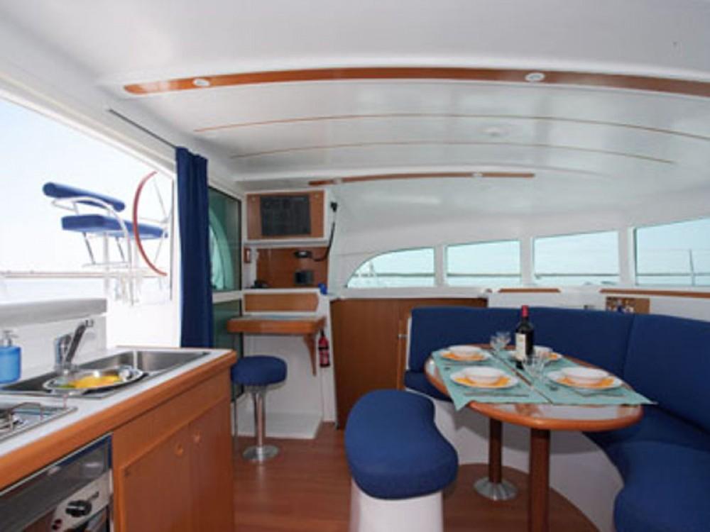 Rental Catamaran in Volos - Lagoon Lagoon 380
