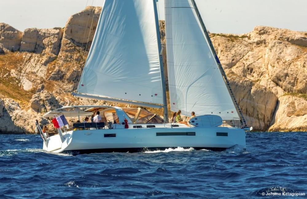 Rental Sailboat in Saint-Mandrier-sur-Mer - Jeanneau Sun Loft 47
