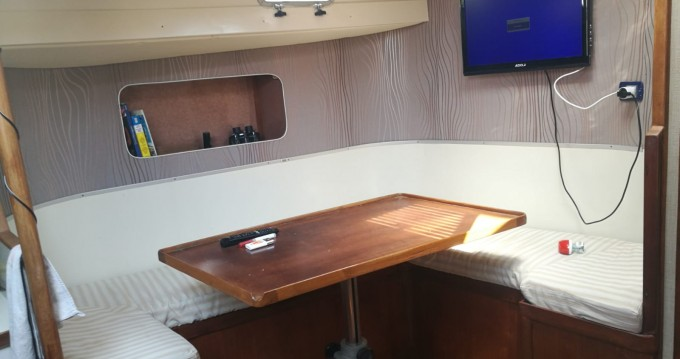 Hire Sailboat with or without skipper Comar Naples