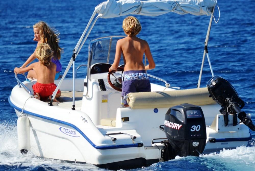 Rent a Poseidon 480 Bluewater Gaios