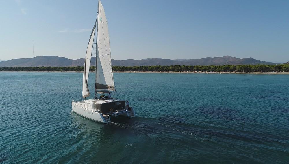 Rent a Lagoon Lagoon 450 Alimos Marina