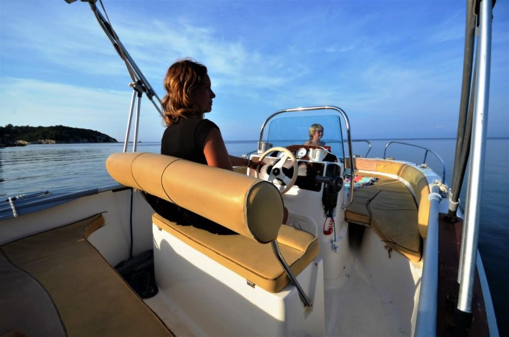 Boat rental Gaios cheap 16