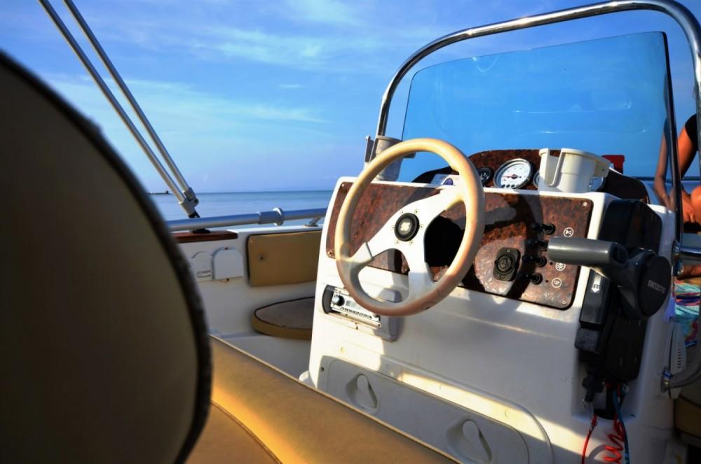 Rental Motorboat in Gaios - Marinelo  16
