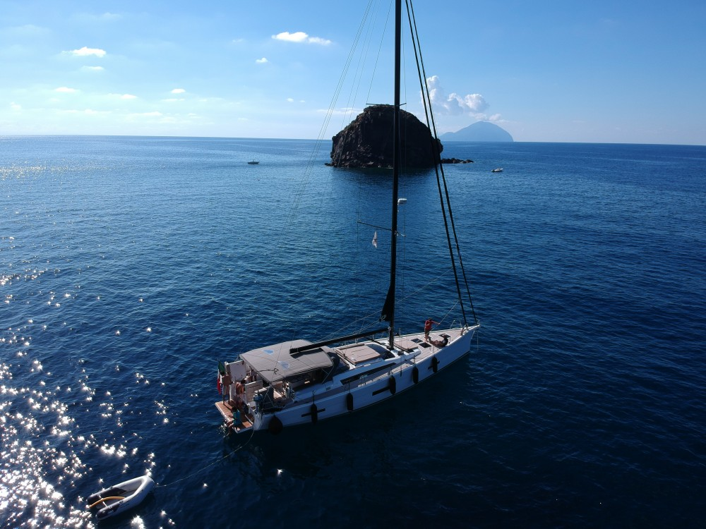 Rental yacht Capo d'Orlando - Dufour Dufour 56 Exclusive on SamBoat