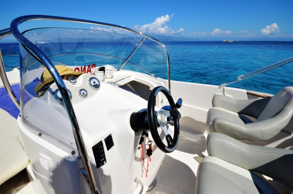Hire Motorboat with or without skipper Quicksilver Gaios