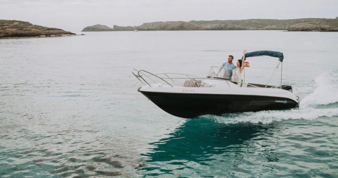 Boat rental Tramontana 21 Open in Mahón on Samboat