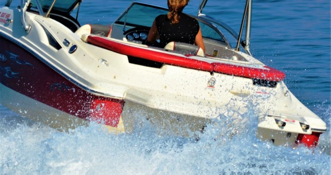Boat rental Sea Ray 195 in Gaios on Samboat