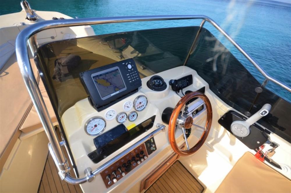 Rental RIB in Gaios - Solemar B22 Offshore