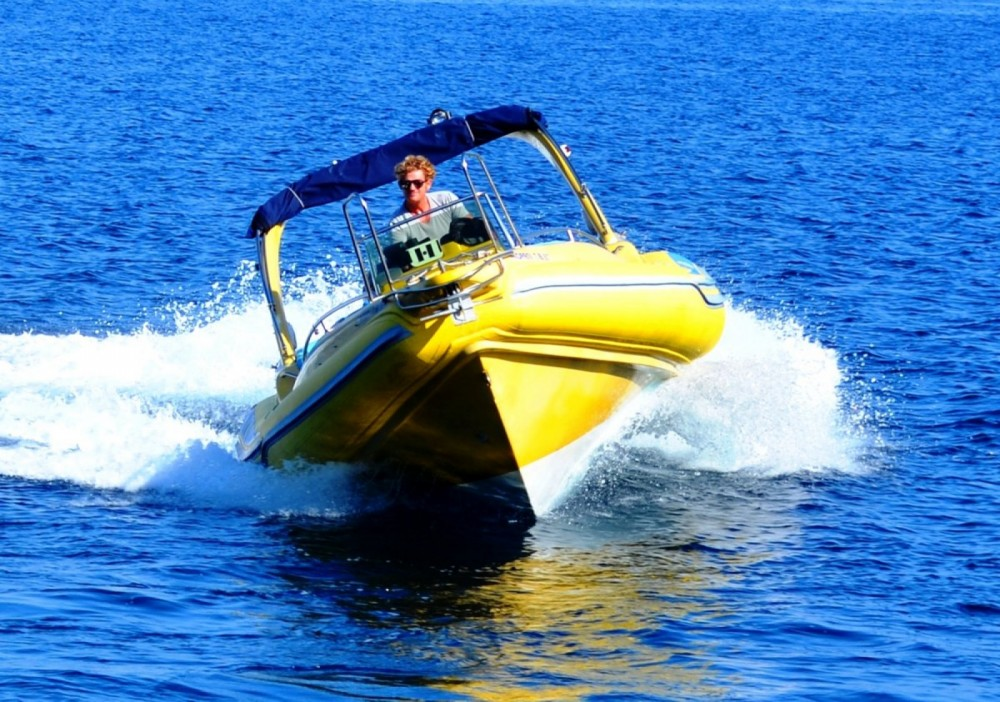 RIB for rent Gaios at the best price