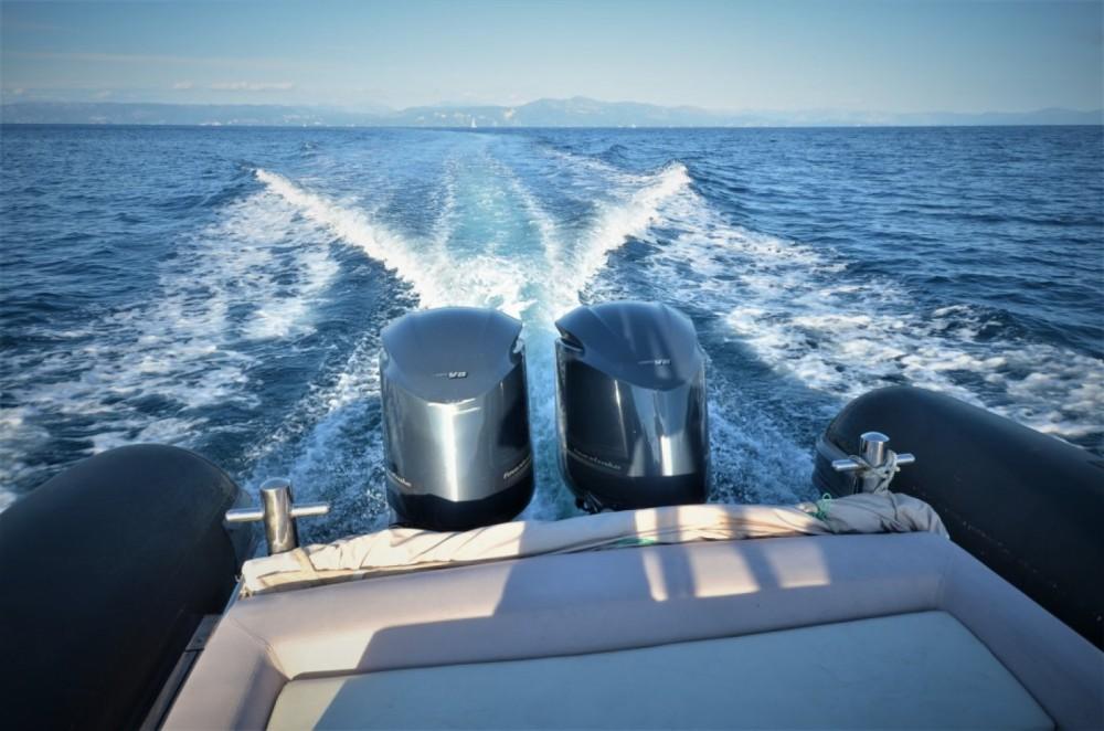 Boat rental Sea Water Smeralda  in Gaios on Samboat