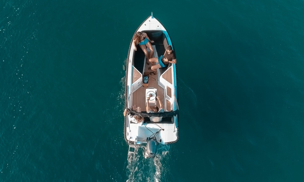 Boat rental Roses cheap SILVER 495