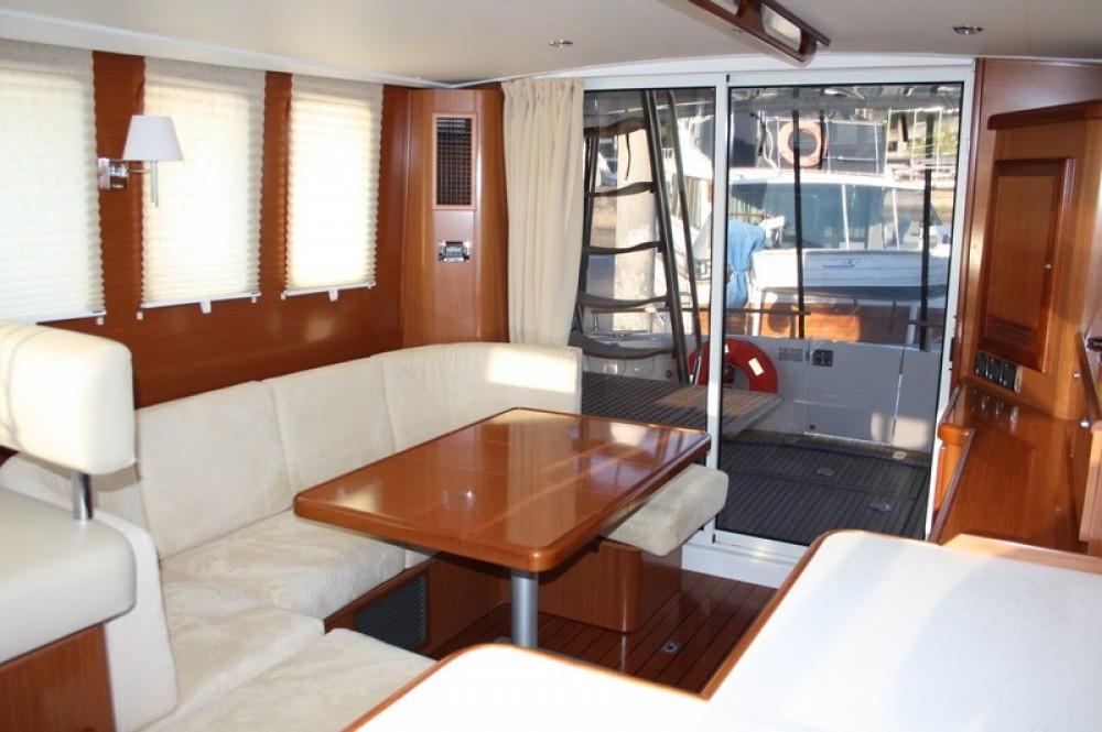Boat rental Xàbia / Jávea cheap Swift Trawler 42