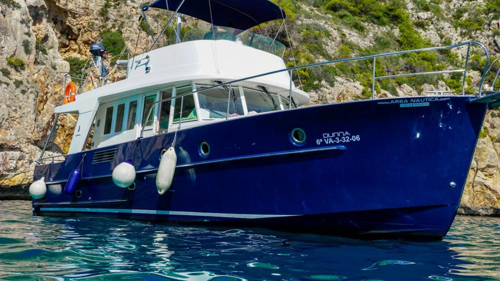 Rental yacht Xàbia / Jávea - Bénéteau Swift Trawler 42 on SamBoat