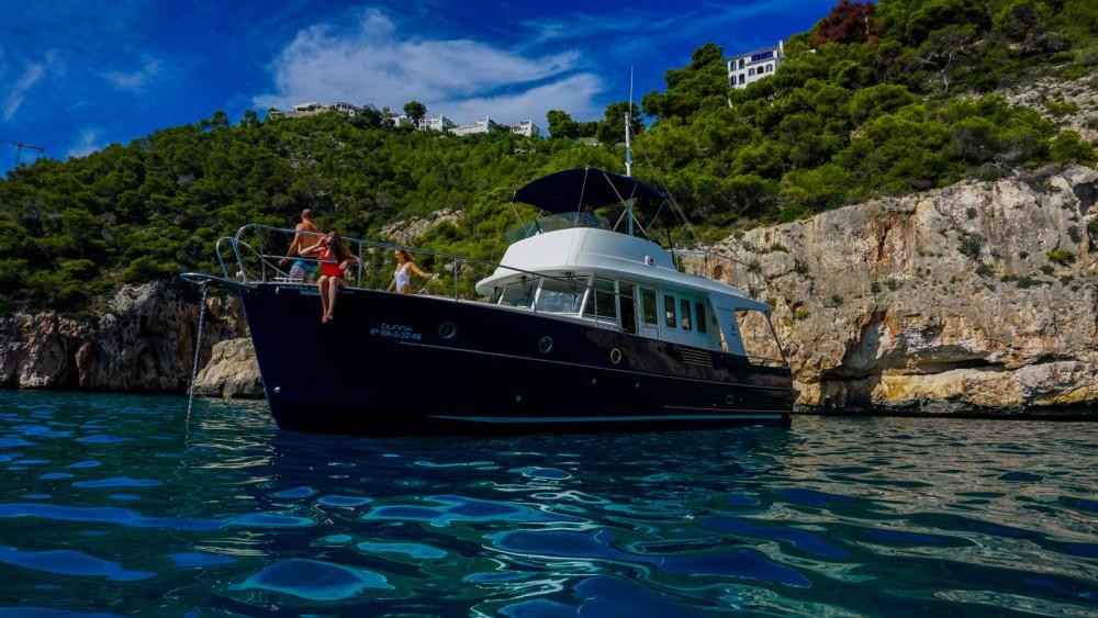 Rental Motorboat in Xàbia / Jávea - Bénéteau Swift Trawler 42