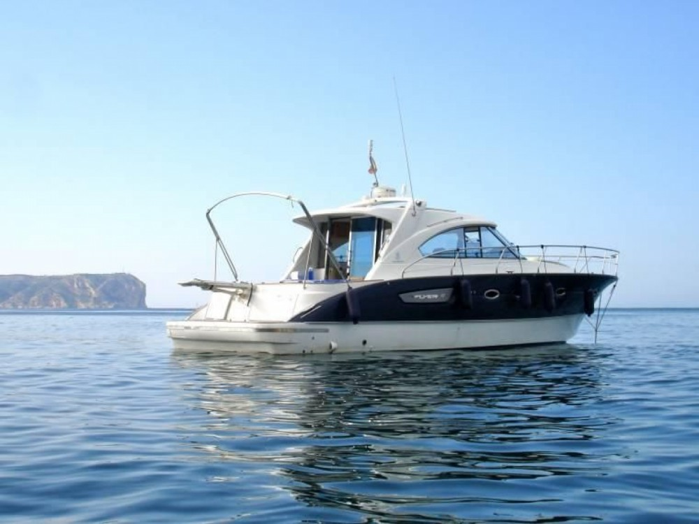 Rental Motorboat in Xàbia / Jávea - Bénéteau flyer 12.5