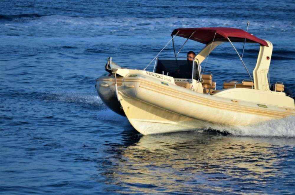 Rental yacht Gaios - Solemar B22 Offshore on SamBoat