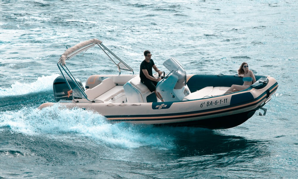 Boat rental Roses cheap reef 70