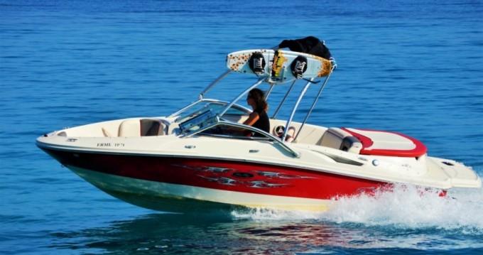 Sea Ray 195 between personal and professional Gaios