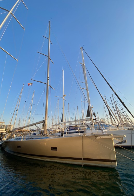 SLY54 GRAND SOLEIL SLY54 between personal and professional Toulon