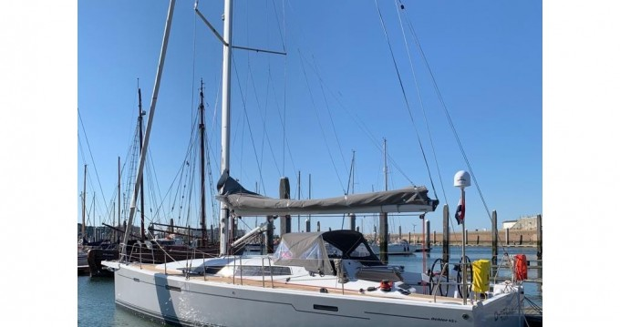 Hire Sailboat with or without skipper Dehler Yerseke