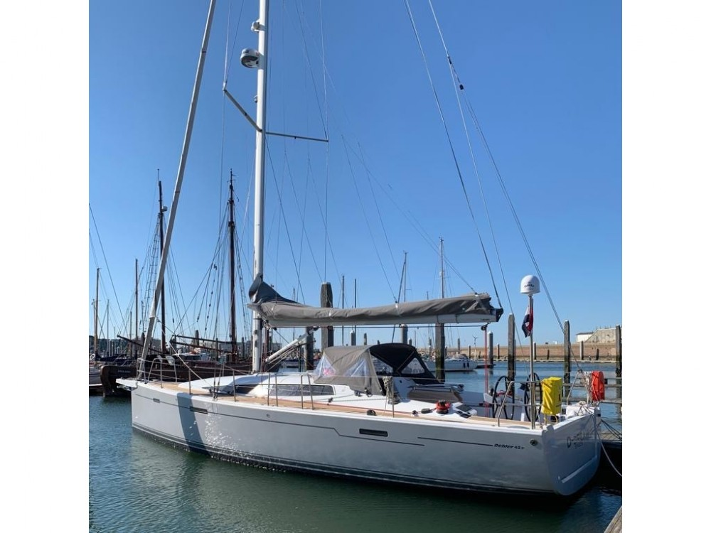 Hire Sailboat with or without skipper Dehler