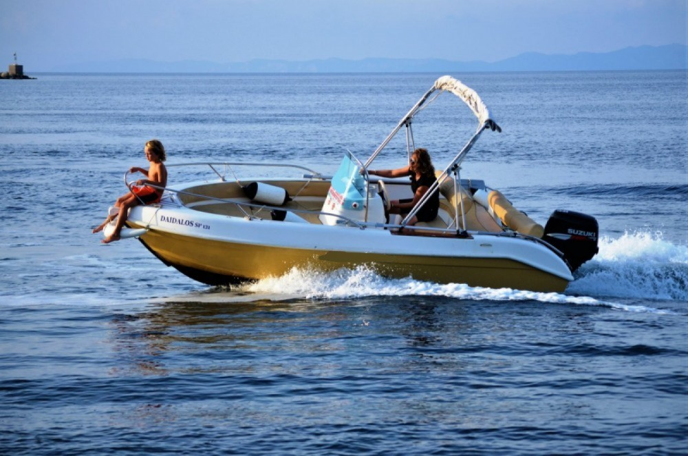 Hire Motorboat with or without skipper Marinelo  Gaios